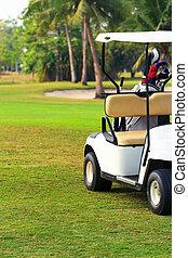 carro golf