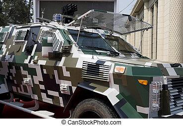 carro polícia