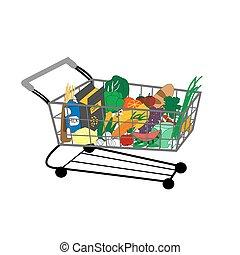 carro shopping