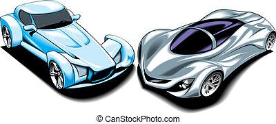 carros, desporto, desenho, original, meu