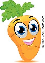 Carrot Mascot