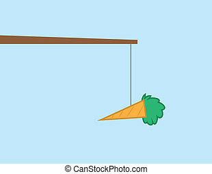 Carrot On Stick