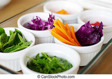 Vegetables Side Dishes - Carrots, Coriander and Other ...