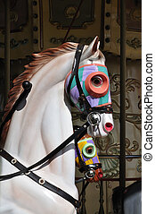 Carrousel Horse