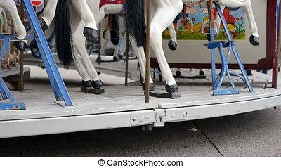 Carrousel in Zurich