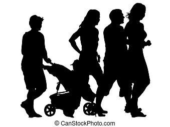 carruagem, familie