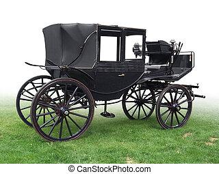 carruagem, histórico