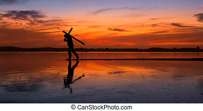 Carry Cross of Faith