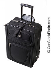 Carry On Bag - Small Black Carry On Baggage For Air Travel...