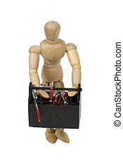 Carrying Toolbox
