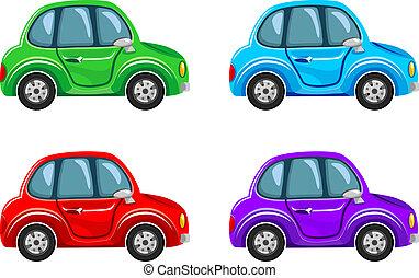 cars., 漫画