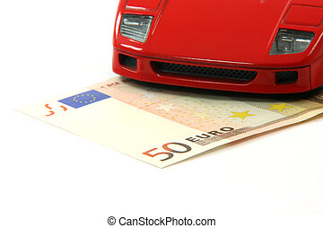cars and money