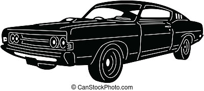 Cars - Detailed-17 - illustration of great Detailed Cars...