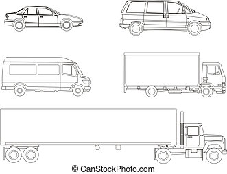 cars - this image is good for the corporate identity