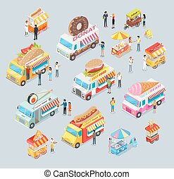 Cars for Sale Food and Drink. Shop on Wheels.