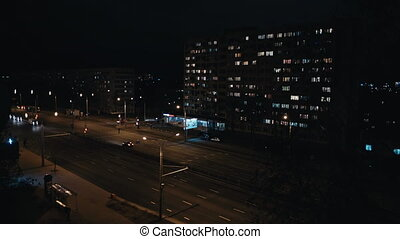 cars in night city