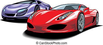 cars of future (my original automobile design)
