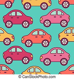 cars pattern.eps