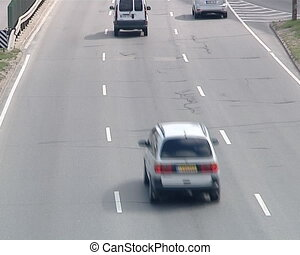 cars run vilnius traffic