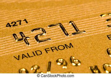 cartão crédito, segurança
