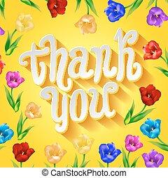 cartão cumprimento, modelo, em, amarela, e, white., grande, para, obrigado, ou, ação graças, cartões, social, mídia, teia, banner.