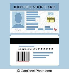 cartão id