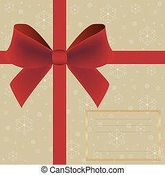 cartão natal, convite