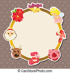 cartão natal, cute