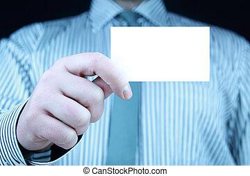 cartão negócio