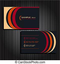 cartões negócio, jogo, 22