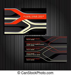 cartões negócio, jogo, 28