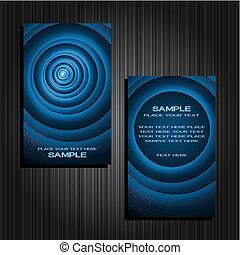 cartões negócio, jogo, 34