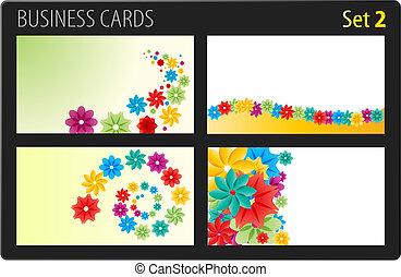 cartões, negócio