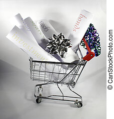 cart of investments