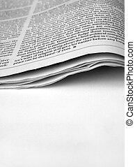 carta, articolo, nuovo