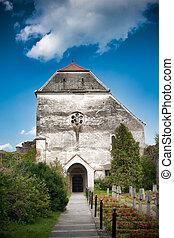 carta, cistercian, église