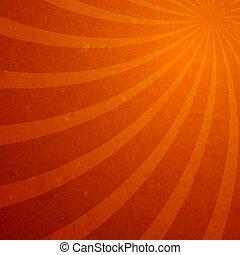 carta da parati, sunburst, spirale