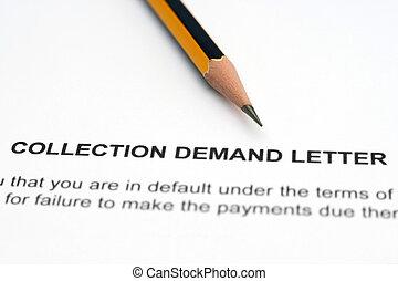 carta, demanda