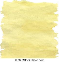 carta, giallo, struttura, inchiostro