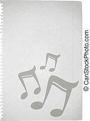 carta, musica