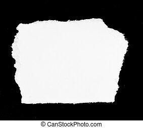 carta, nero
