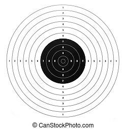 carta, obiettivo fucilazione