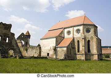 carta, roumanie, monastère