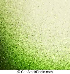carta, verde, struttura