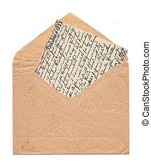 carta vieja