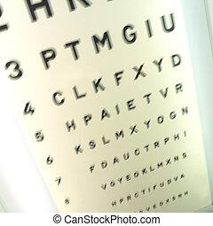 cartas, ópticos