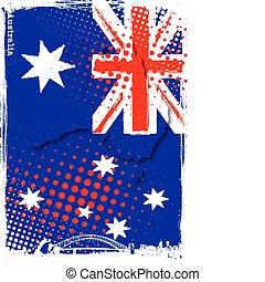 cartaz, austrália