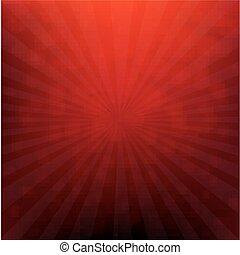 cartaz, bokeh, natal, vermelho