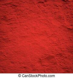 cartaz, vermelho