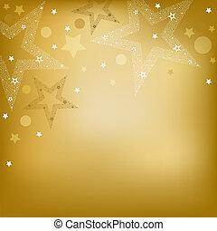 carte, étoiles